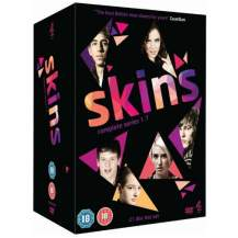 Skins: Complete Box - Season 1-7 (21 disc) (Import) Computer
