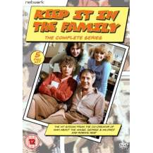 Keep It in the Family - The Complete Series (5 disc) (Import) Computer