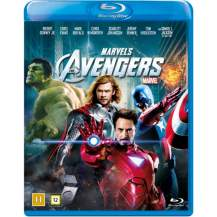 The Avengers (Blu-ray) Lyd & Billede