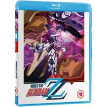 Mobile Suit Gundam ZZ - Part 2: Ltd. Collectors Edition (Blu-ray) (3 disc) (import) Spil & konsoller
