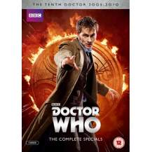 Doctor Who: The Complete Specials Collection (5 disc) (Import) Lyd & Billede