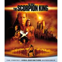 The Scorpion King (Blu-Ray) Lyd & Billede